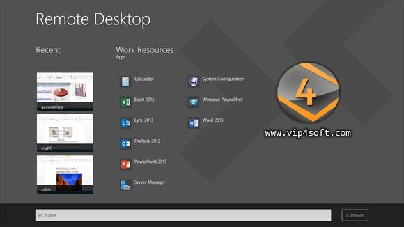 برنامج Remote Desktop لمساعدة المستخدم على الوصول إلى كمبيوتره ويندوز 10 عن بعد