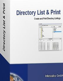 Directory List and Print Pro 3.08 + Crack