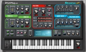 Adventus DF - VST plugin