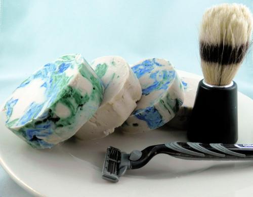 Shaving Corner