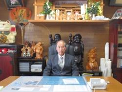 代表取締役 佐藤栄伸