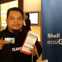3 Sebab Kenapa Aku Suka kad prabayar Shell easiGo American Express