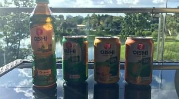 Hidup Tak Lengkap Tanpa OISHI Green Tea