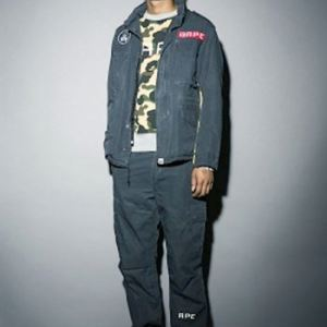 A BATHING APE Spring/Summer 2014 Lookbook