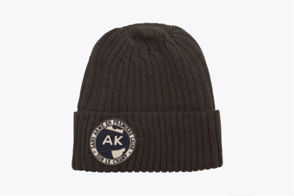 A.P.C. Kanye Fall/Winter 2014 Ribbed Beanie