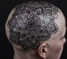 Head Mandalas