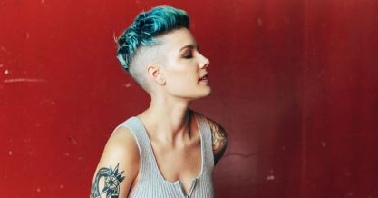 Halsey has a great voice! you heard it here on #sojones