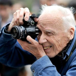 Such a great photographer he was. #billcunningham