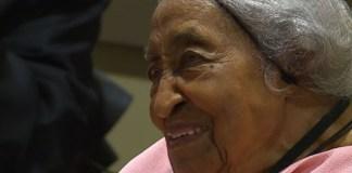 105-летняя американка: Своим долголетием я обязана Христу
