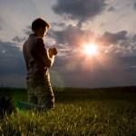 Молитва: не медитация