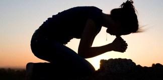 Молитва: великая борьба
