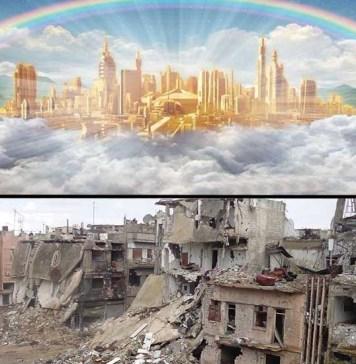 Тысячелетнее царство и уничтожение зла