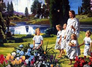 Вечный дом для спасённых