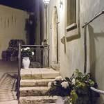 Antico Palmento, accesso esterno