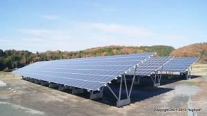 パナソニック、ハンファソーラー、Qセルズ、各100kWの太陽光発電アレイ