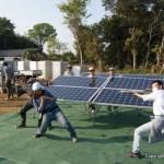太陽光発電・施工体験会(まとめ)