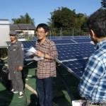 太陽光発電を最適化する「Tigo Energy」とは:取付体験会(1)
