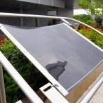 ソーラーフロンティア、世界初の曲がる太陽光パネルを2018年に発売