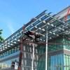 甲府市庁舎の太陽光発電システム(単管太陽光・番外編)