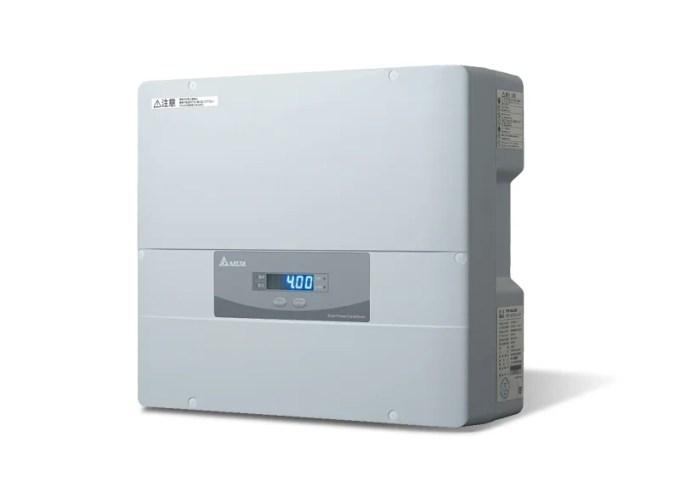 デルタ電子「RPI Hシリーズ」パワコン