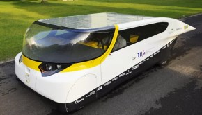 solar car for families