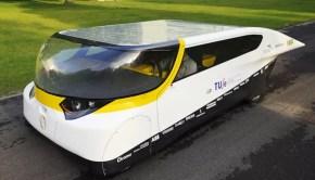 solar car for families