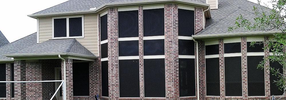 Solar Screens Plus
