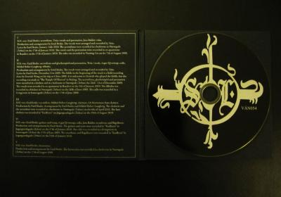 SOL Offer Thy flesh to the worms cd inside