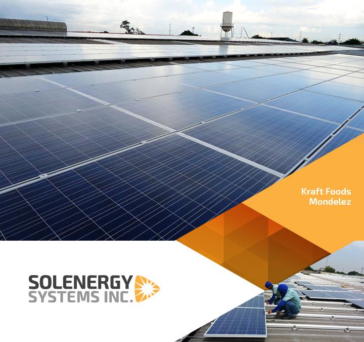 Mondelez Solar Plant Philippines
