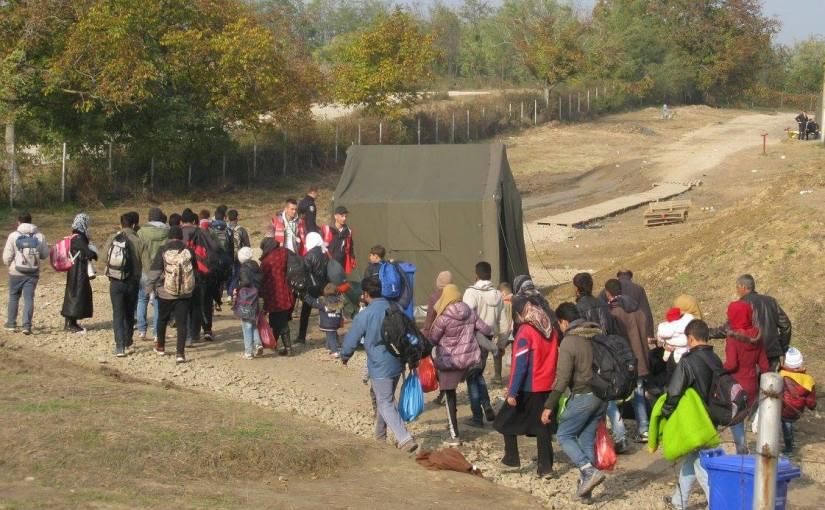 Collecte Balkans: 27 octobre