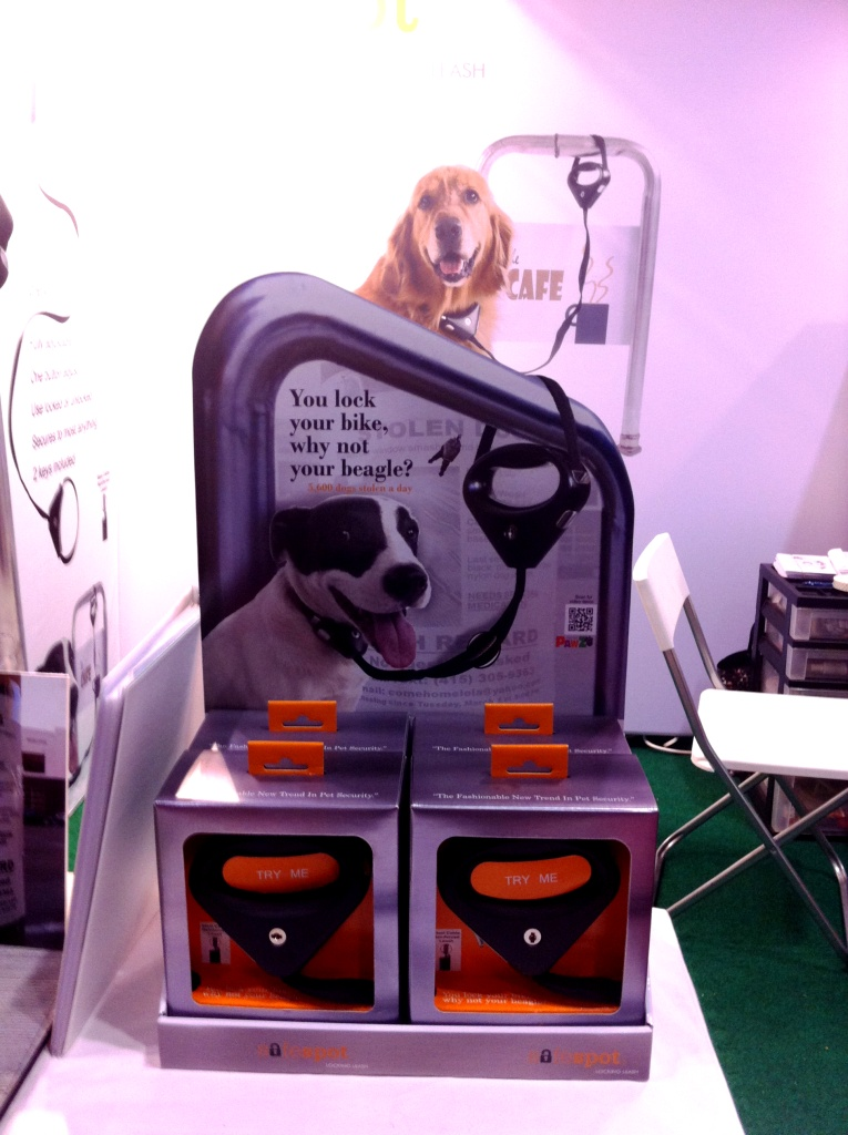 Secure Your Dog with the SafeSpot Locking Leash