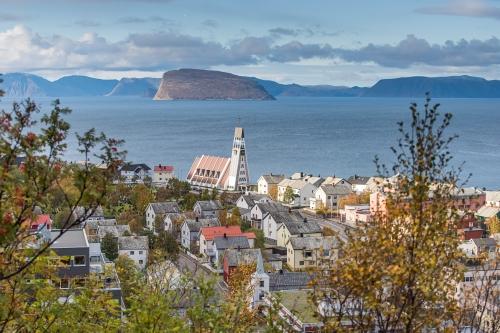 Hurtigruten Finnmark Foto Ørjan Bertelsen
