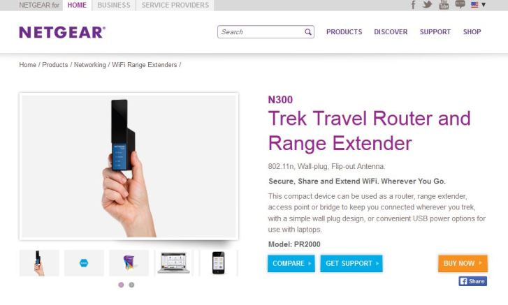 All the Exciting Things the NETGEAR Trek N300 Travel Router and Range Extender Can Do.