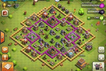 village sjm clash of clans 10