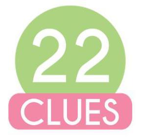 22 Indices niveau 19 et 20 réponse