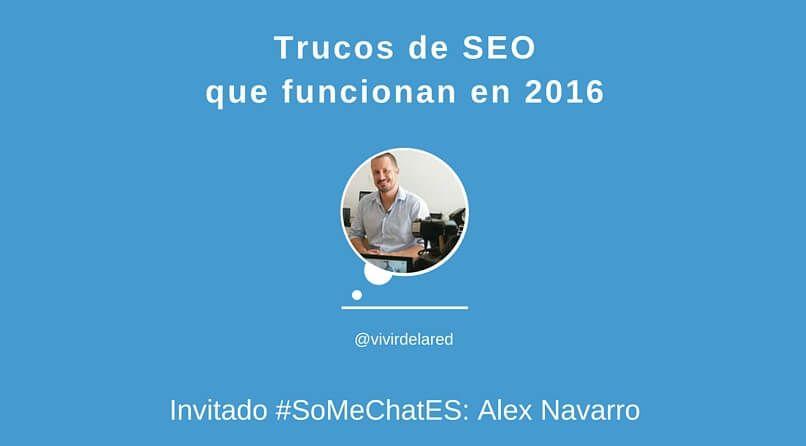 Descubre qué trucos SEO funcionan en 2016 – Twitter chat