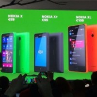 Nokia unveils three Android powered phones: Nokia X, Nokia X+, and Nokia XL with Microsoft Services