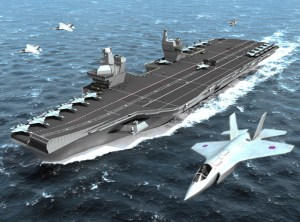 How Big is an Aircraft Carrier