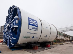 tunnel boring machine speed
