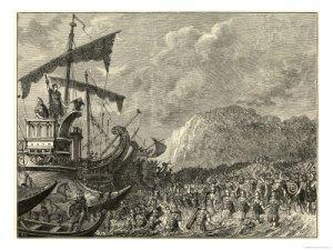 Julius Caesar Invasion Of Britain