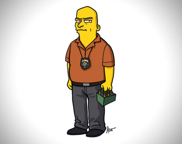Simpsons - Breaking Bad (6)