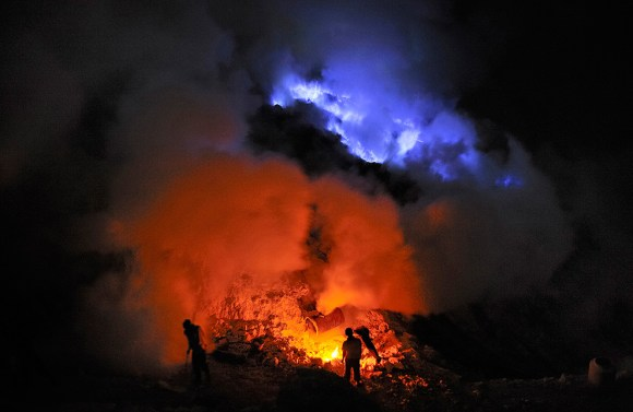 Kawah Ijen - Vulcão azul (4) OG