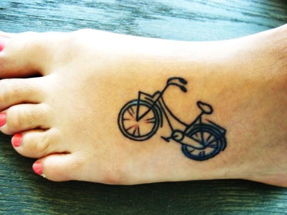 Tatuagens de bicicletas (1)