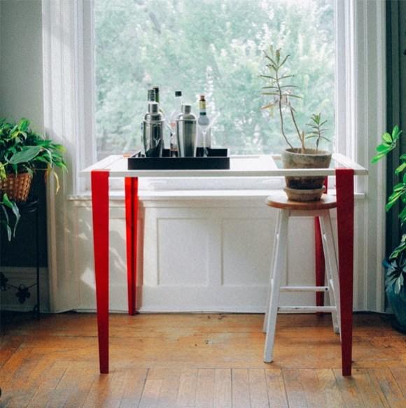 Pés para mesas e bancos - Somente Coisas Legais (2)