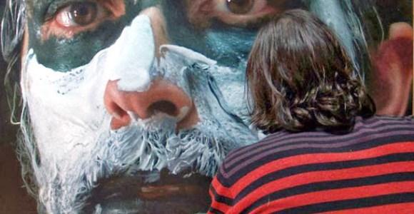 As pinturas hiper-realistas de Eloy Morales têm mais resolução que muita câmera fotográfica
