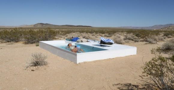 Pit stop para refrescar as ideias no deserto de Mojave