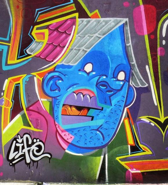 Grafite - Brasil - Bruno Life - 4