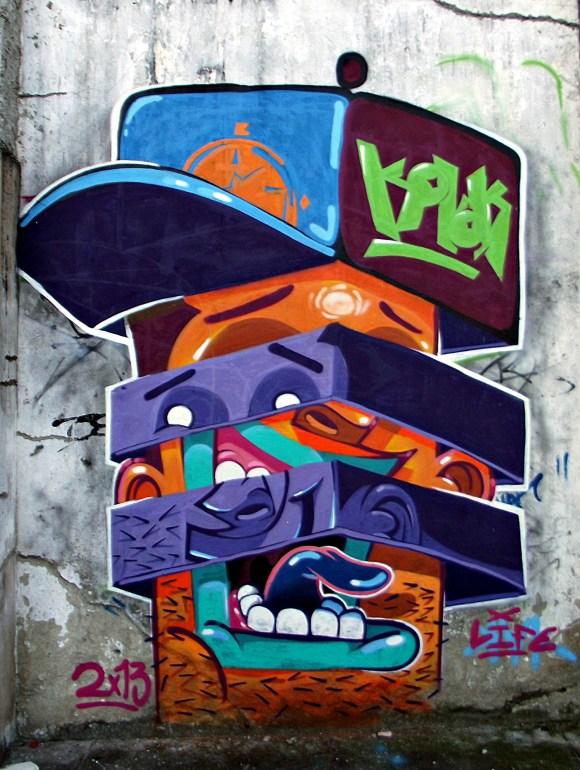 Grafite - Brasil - Bruno Life - 6