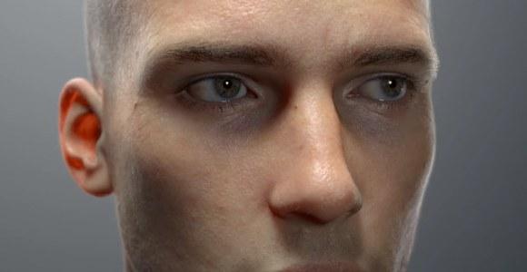 Esse rosto assustadoramente real foi gerado em computador