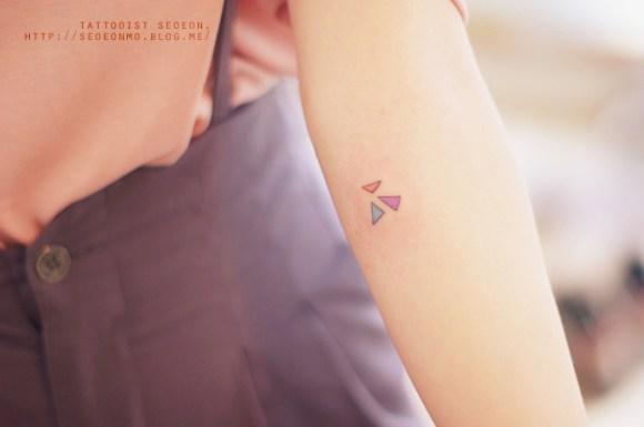 tatuagem minimalista 7